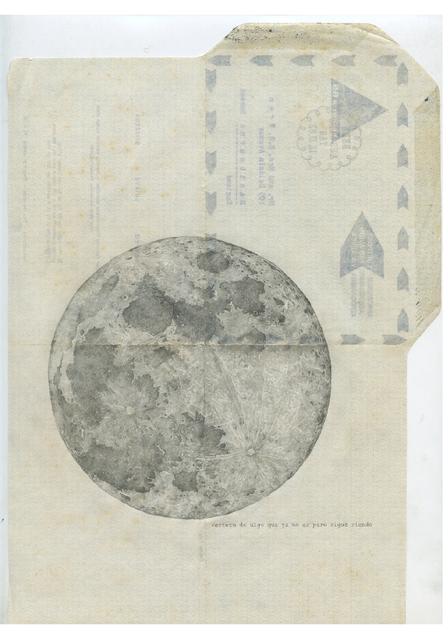 , 'Es todo acerca de la luna,' 2014, Galería Sextante
