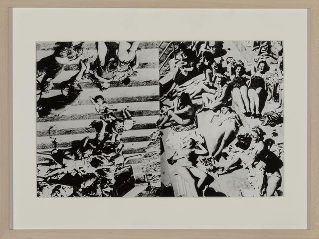 , 'Memoirs of a Survivor (Mon Amour),' 1987, Rhona Hoffman Gallery