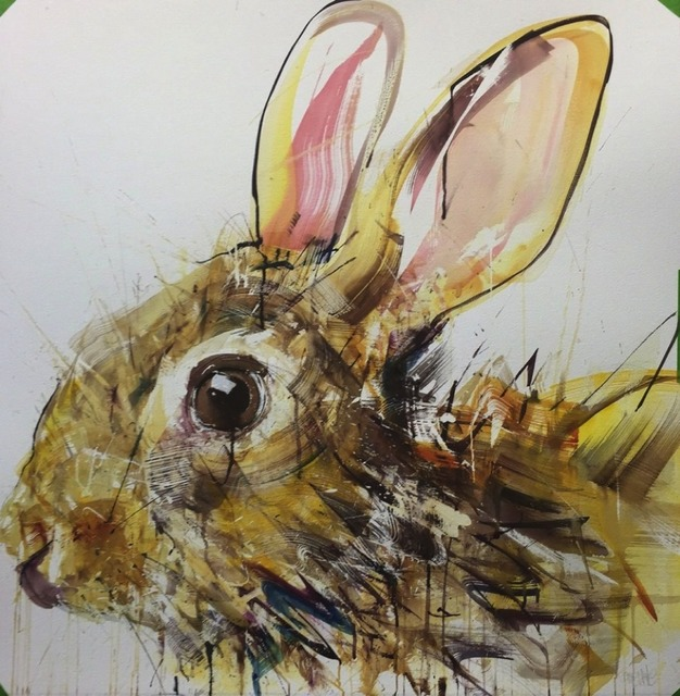 , 'Rabbit VI,' , Joseph Gross Gallery