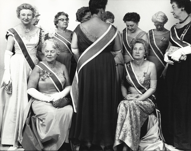 , 'The Generals of the Daughters of the American Revolution, DAR Convention, Mayflower Hotel, Washington D.C.,' October 15-1963, Pace/MacGill Gallery