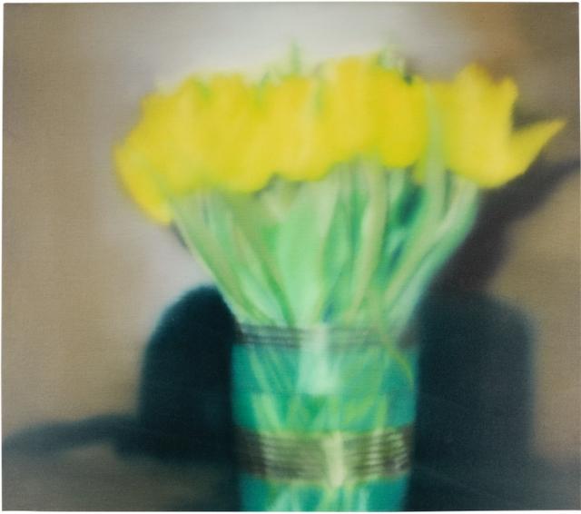 Gerhard Richter, 'Tulips (P17)', 2017, SmithDavidson Gallery