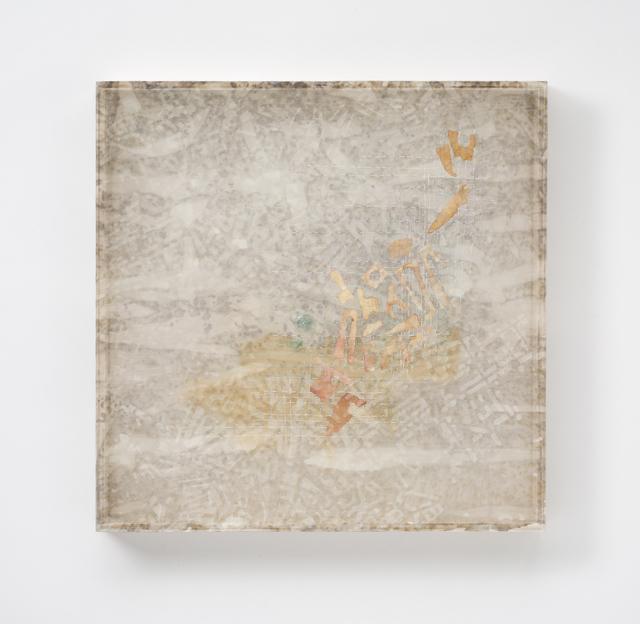 , 'Haussmannization reexamined,' 2016, Louis Stern Fine Arts