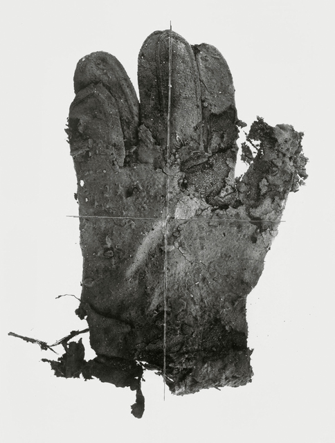 , 'Mud Glove,' New York-1975, Pace/MacGill Gallery