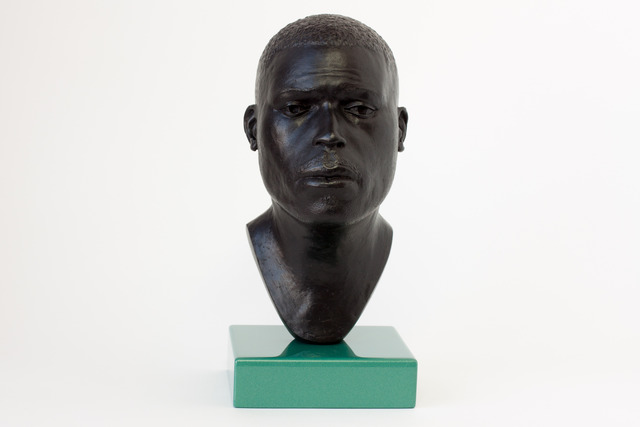 , 'Head 16,' 2014, Hales Gallery