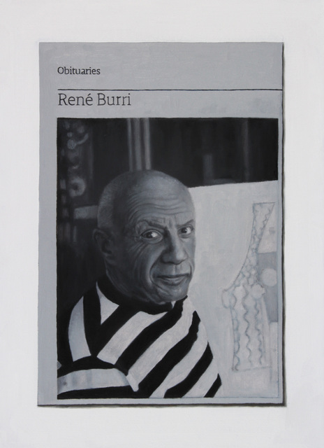 , 'Obituary: Rene Burri (Picasso),' 2015, Charlie Smith London