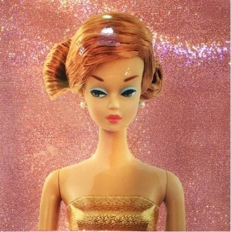 , 'Solid Glam Barbie #5,' , Art Angels