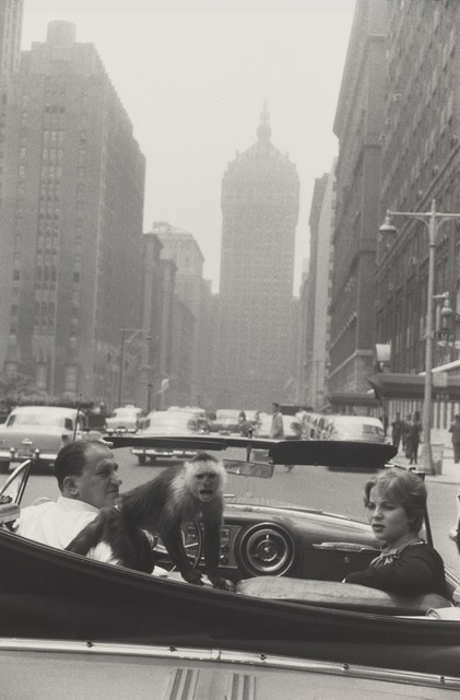 , 'Park Avenue, New York,' 1959, Jeu de Paume