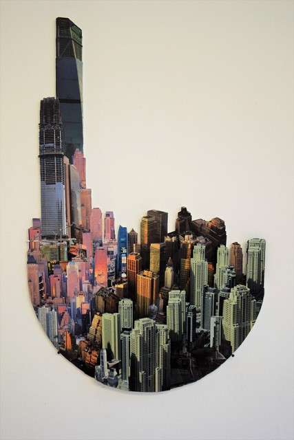 , 'FUTURE CITY 4 ,' 2013, VILTIN Gallery
