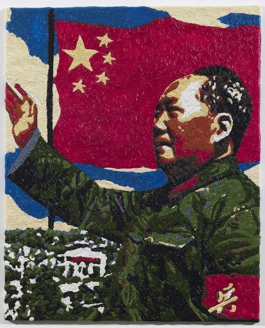 , 'Mao,' 2014, Partners & Mucciaccia