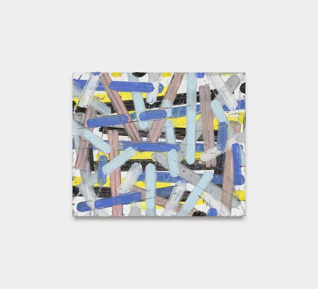 , 'pinturinha #11,' 2018, Galeria Raquel Arnaud