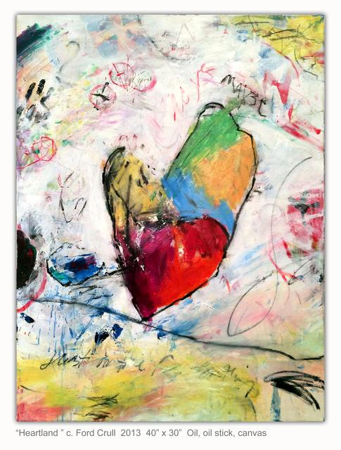 , 'Heartland,' 2015, Ai Bo Gallery