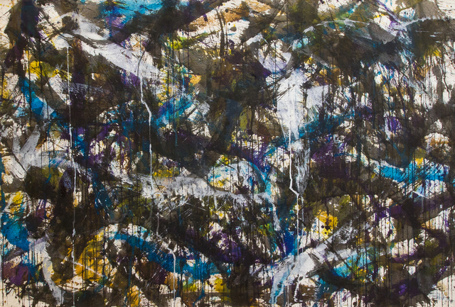 , 'Fall,' 1958, Taylor | Graham