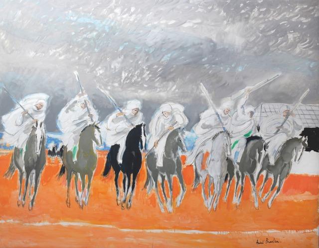 , 'La grande fantasia,' 2015, Opera Gallery