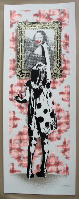 , 'Indigo Gets Up,' 2015, Imitate Modern