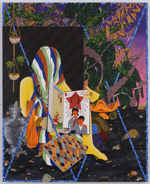 , 'Young Pioneers,' 2017, Shulamit Nazarian
