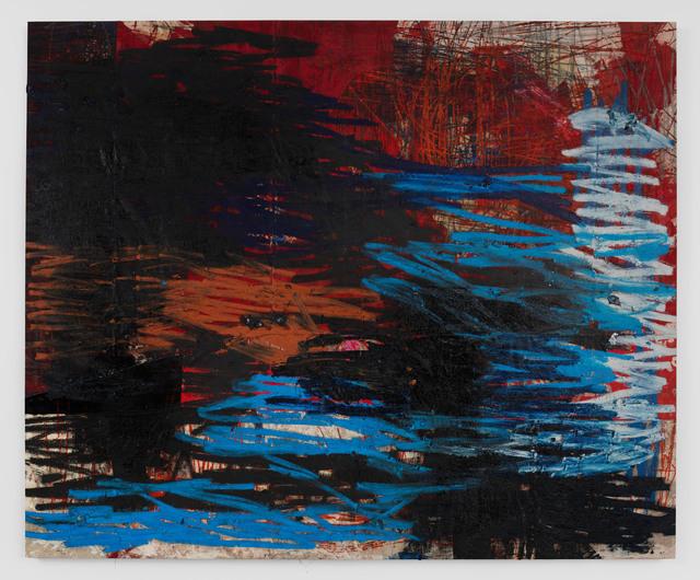 , 'manifestation,' 2018-2019, David Zwirner