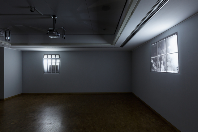 , 'Katzenauge,' 2014, Museum Ludwig