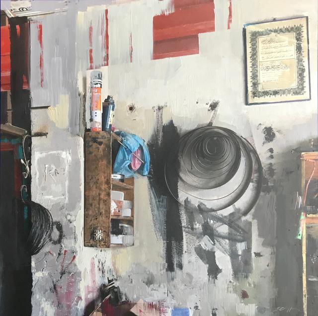 , 'Atelier 1,' 2018, Galerie Bertrand Gillig