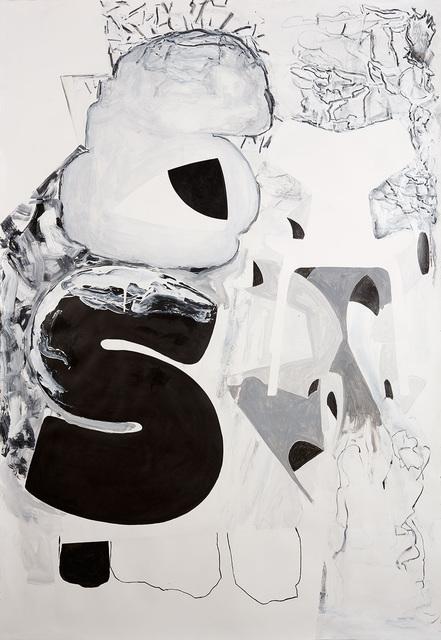 , 'S,' 2014, David Richard Gallery