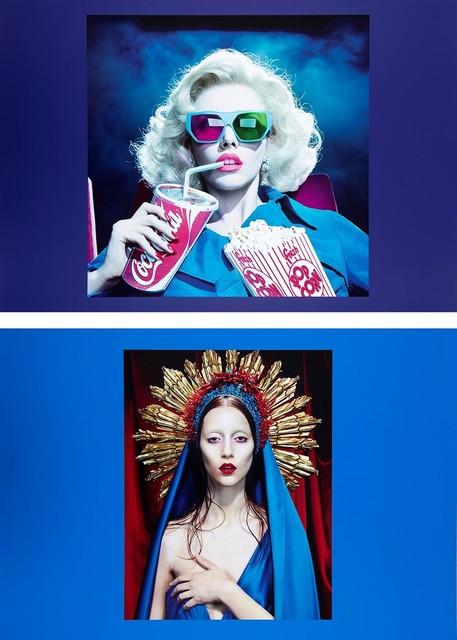 Miles Aldridge, 'Immaculée #3 ; 3-D from the Portfolio Carousel', 2007 -2010, Finarte