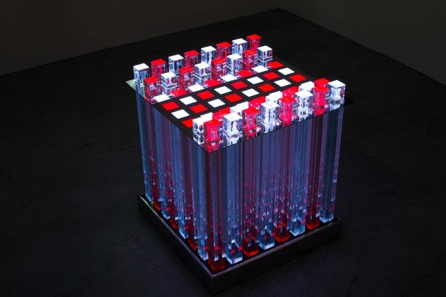 , 'Chess Block,' 2013, Priveekollektie Contemporary Art | Design