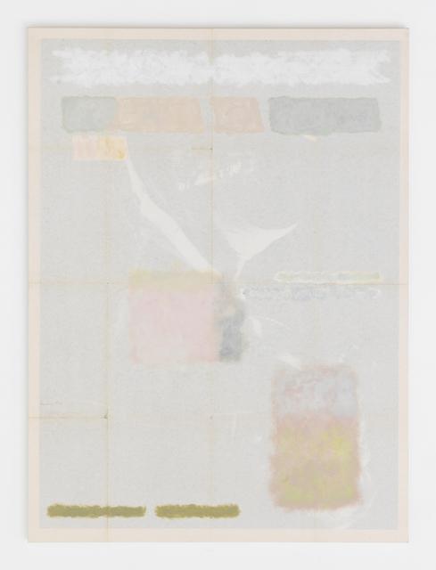 , 'Une femme en peril,' 2016, Johannes Vogt Gallery