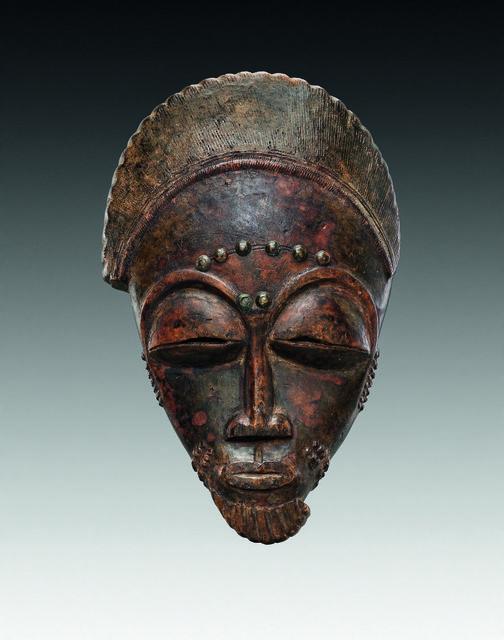 , 'Masque (Mask),' c.1900 , Musée du quai Branly