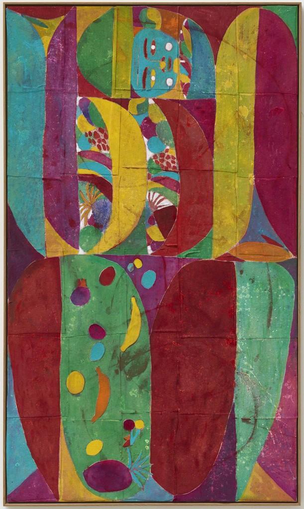 Alexander Tovborg, 'Frans Assisi (Fruit basket) (I),' 2015, Galleri Nicolai Wallner