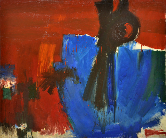, 'Untitled,' 1959, Peyton Wright Gallery