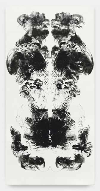 Mark Wallinger, 'id Painting 36', 2015, Galerie Krinzinger