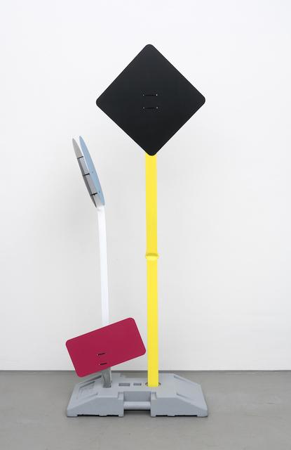 , 'LabStVO IV (CMYK),' 2016, PPC Philipp Pflug Contemporary