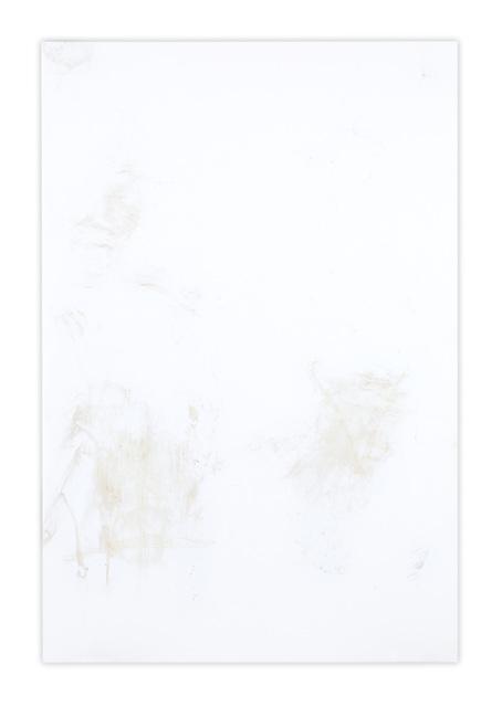 , 'Sudario de Campins (VI),' 2018, Galería Heinrich Ehrhardt