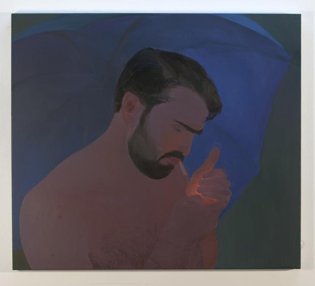 , 'The rain,' 2014, Bronx Museum of the Arts