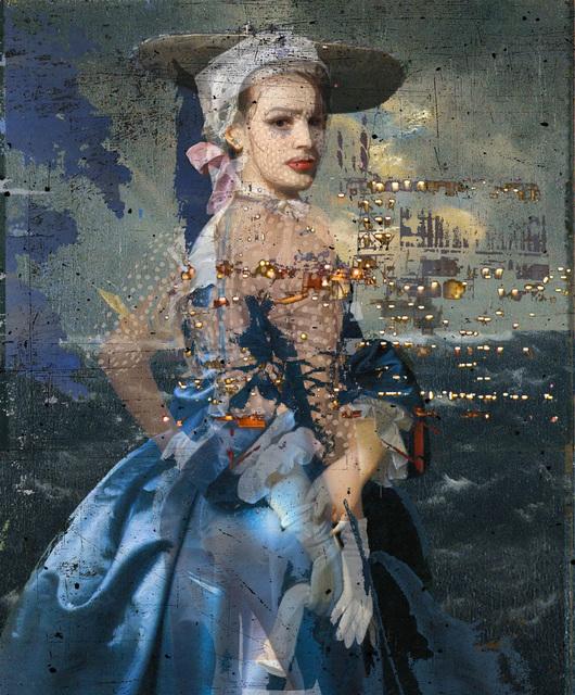 , 'Ocean Blue,' 2016, Catharine Clark Gallery