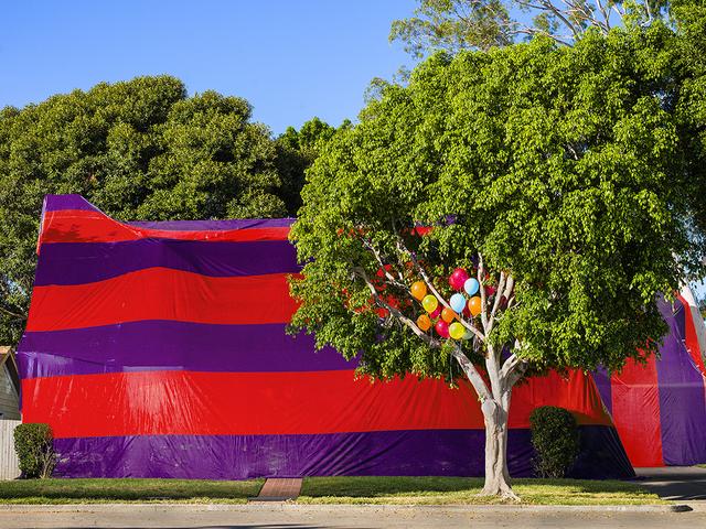 , 'The Partridge House,' 2015, De Soto Gallery