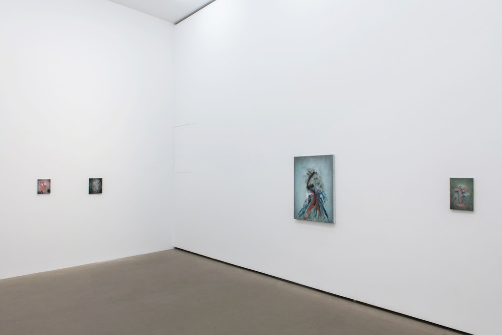 Ross Chisholm, Galerie EIGEN + ART Berlin, Photo: Eike Walkenhorst