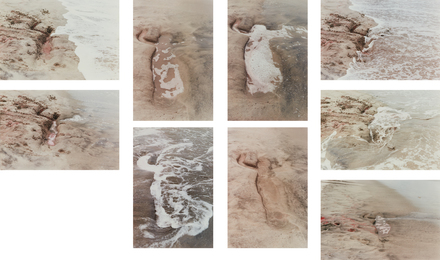 Ana Mendieta, 'Untitled (from the Silueta Series),' July 1976, Phillips: 20th Century and Contemporary Art Day Sale (November 2016)