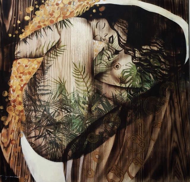 , 'Klimt in Tropical dream,' 2019, ArtBlue Studio
