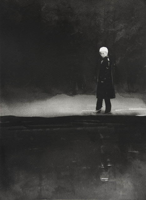 , 'Persona, Ingmar Bergman (1966),' 2016, Galerie Les filles du calvaire