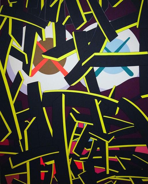 KAWS, 'Paper Smile', 2012, Gin Huang Gallery