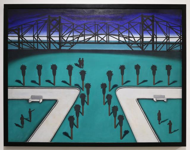 , 'Miami Causeway,' 1971, Kavi Gupta