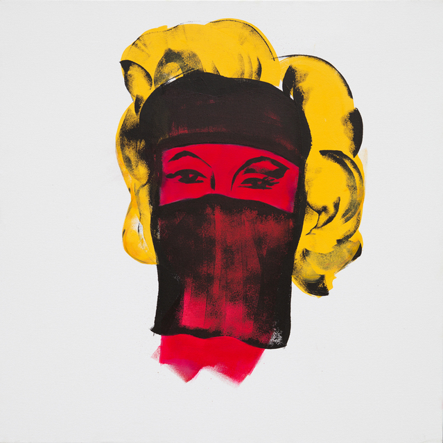 , 'Marilyn Monroe Of The Middle East #5	,' 2014, Zemack Contemporary Art