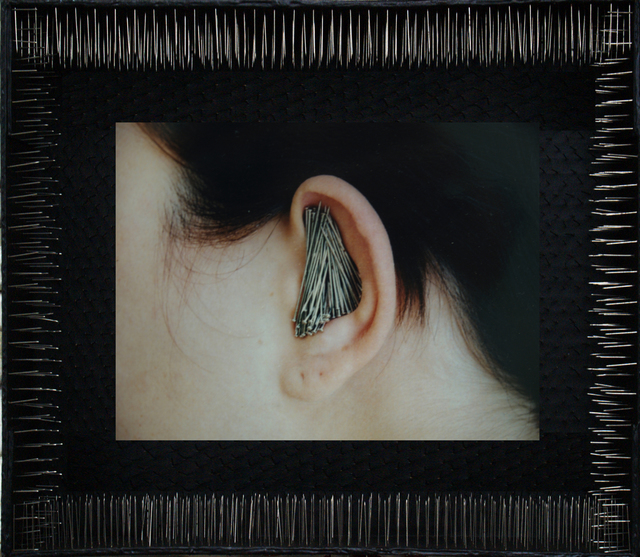 , 'Oídos que no quieren oir,' 2004, Diana Lowenstein Gallery