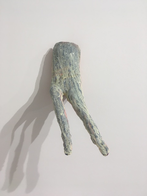 , 'Blue Legs,' 2016, Carter Burden Gallery