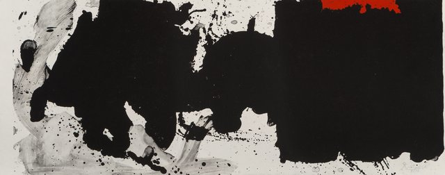 Robert Motherwell, 'Black with No Way Out', 1983, Heritage Auctions