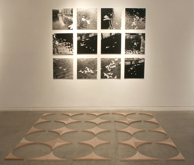 , 'Triangles,' 1970, Aicon Gallery