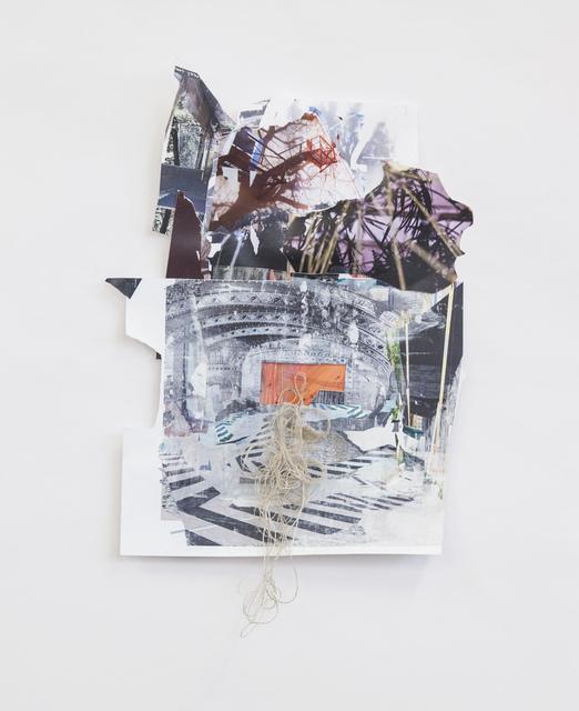 , 'Aperture,' 2016, Galerie Antoine Ertaskiran