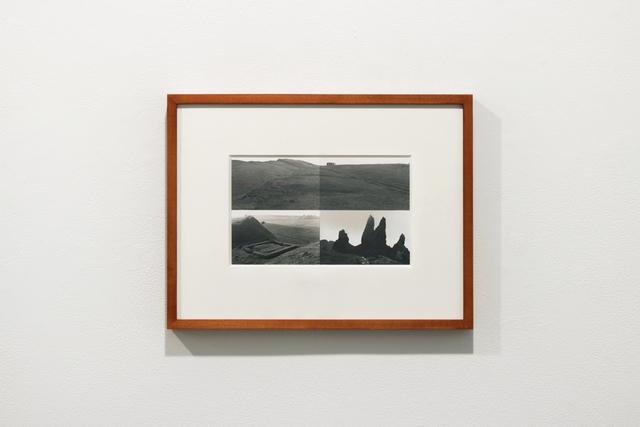 , 'UNTITLED, 1970 - 1971 (ENGLAND - SCOTLAND),' 1970-1971, Josée Bienvenu