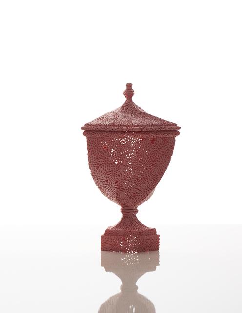 , 'Twisted Arita Vase IV,' 2016, Adrian Sassoon