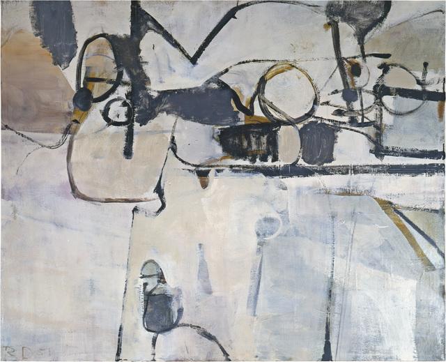 Richard Diebenkorn, 'Albuquerque', 1951, Painting, Oil on canvas, Richard Diebenkorn Foundation